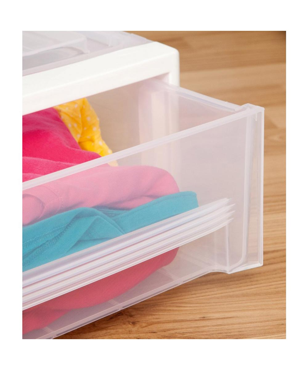 Narrow Underbed Storage Drawer