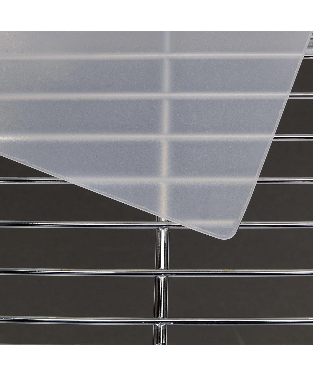 Plastic Liner/Drip Guard (for 14.5x21 Inch Glidez Under-Cabinet Organizer)