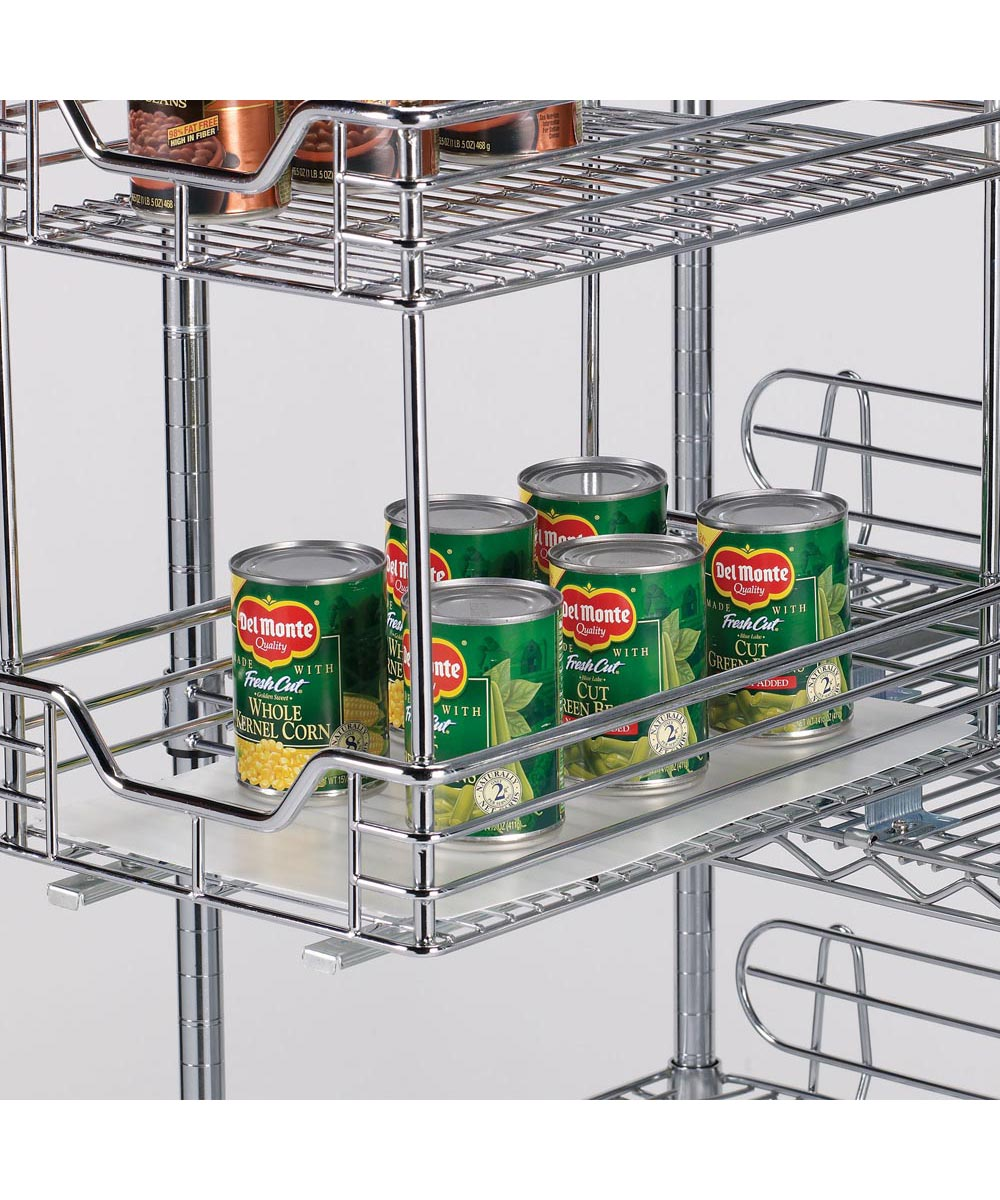 Plastic Liner/Drip Guard (for 20x21 Inch Glidez Under-Cabinet Organizer)