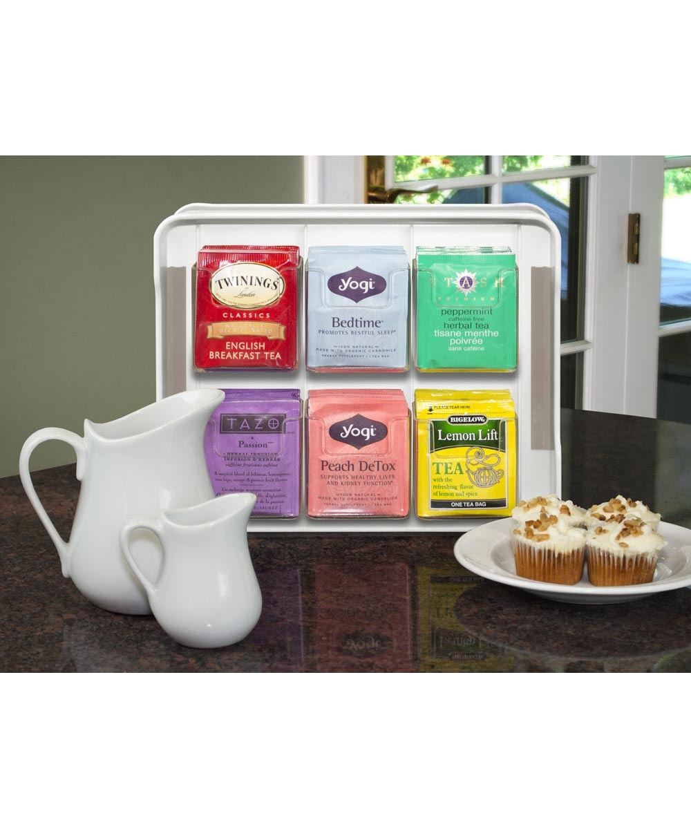 Tea Bag Stand Organizer