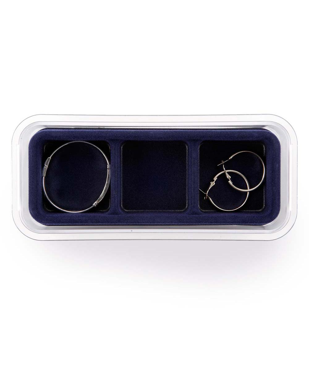 Jewelry Stax Mini 3 Compartment