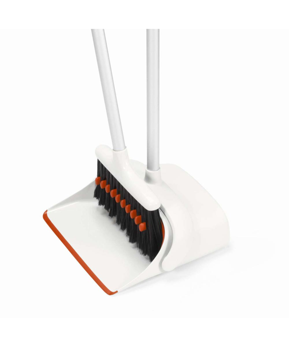 Upright Broom/Dustpan Sweep Set
