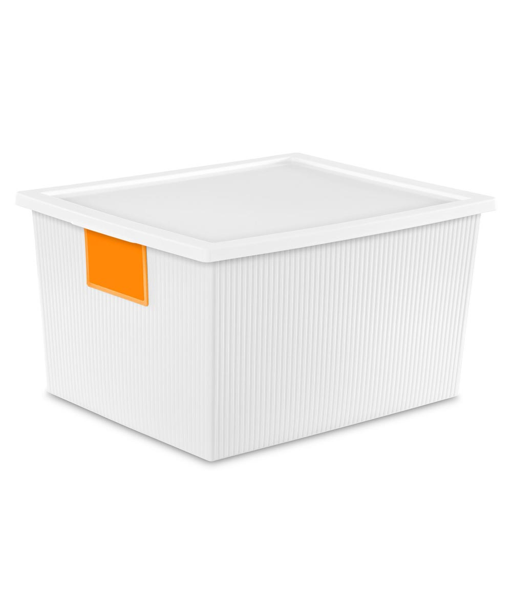 25 Quart ID Box