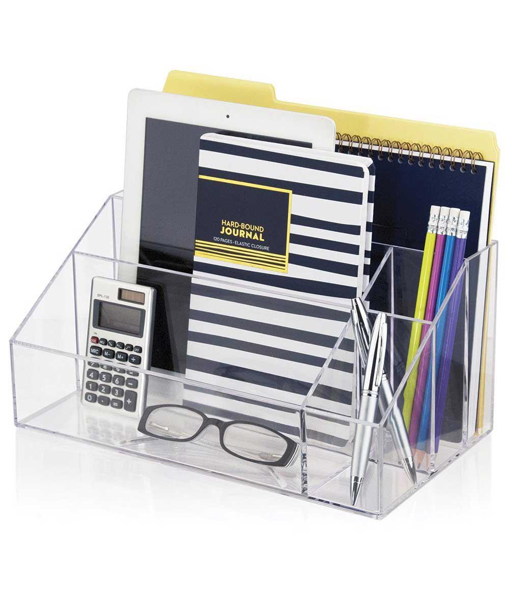Acrylic Desktop Organizer