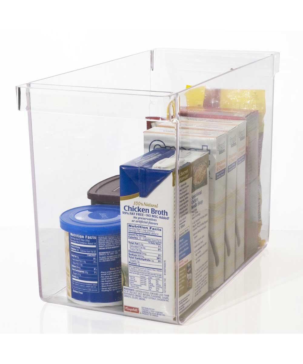 Acrylic Hanging File Organizer