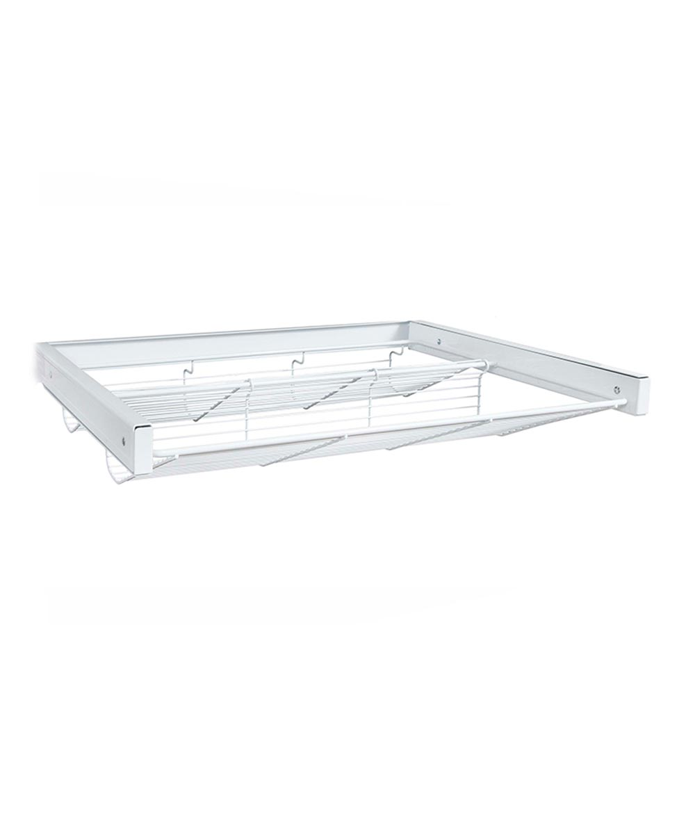 Reveal Shoe Shelf, White
