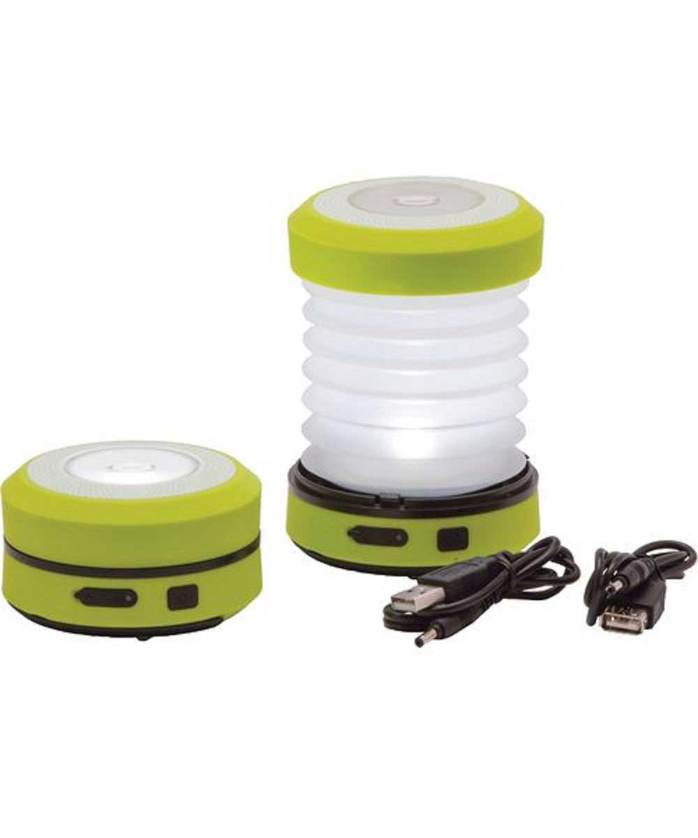 First Gear Passenger 1 Watt Dynamo-Crank Powered LED Lantern