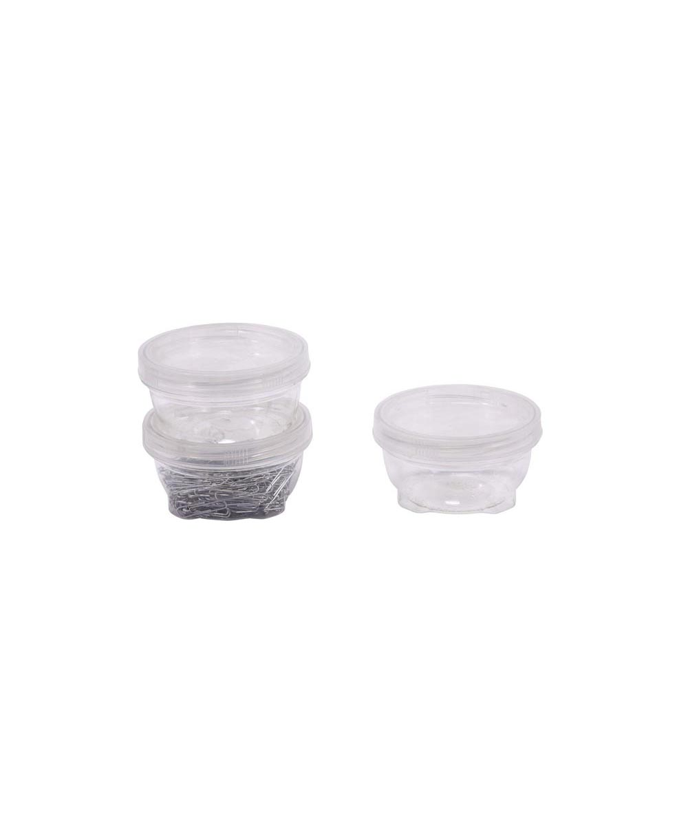 Small Lock-Ups Stackable Jar, 6 Ounces