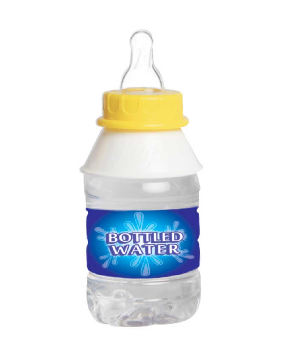 Baby Flipple Funnel Shaped Bottle Adapter