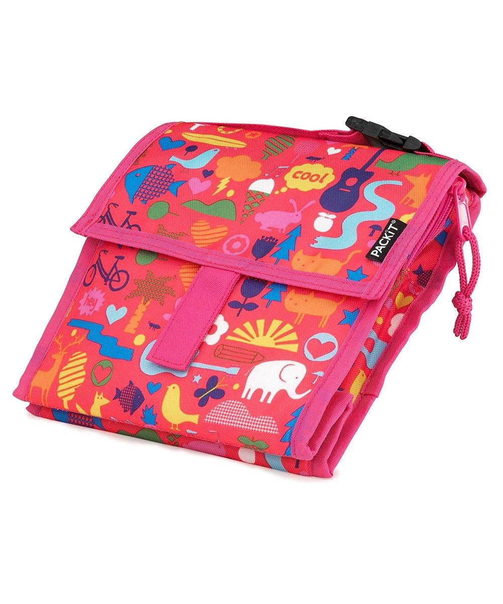 Freezable Mini Lunch Bag, Saturday Kids Design