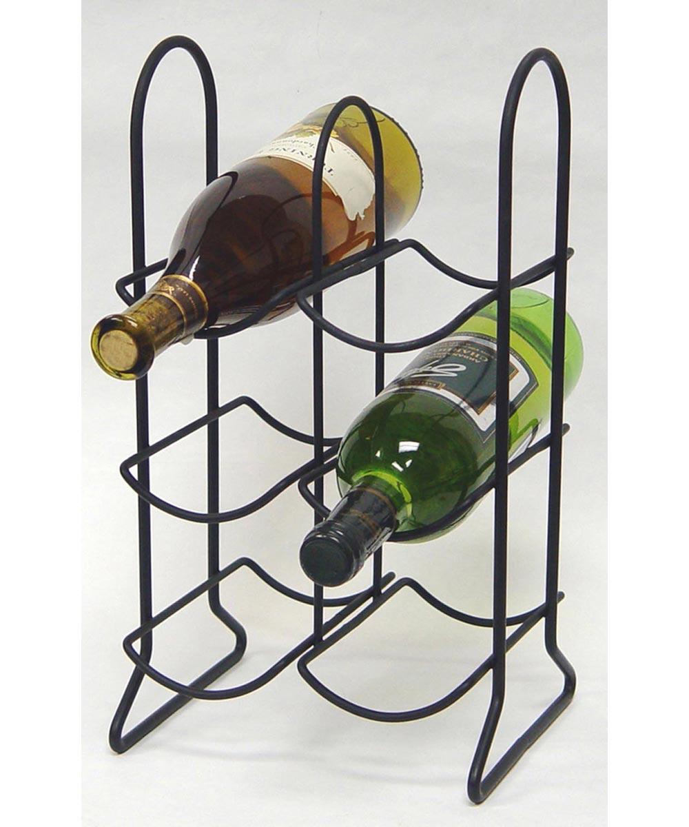 6 Bottle Wine Rack, Townhouse