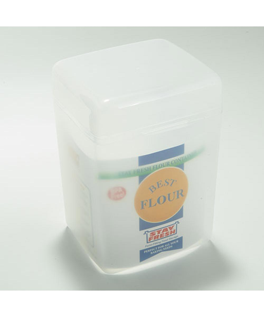 Flour Container, Clear