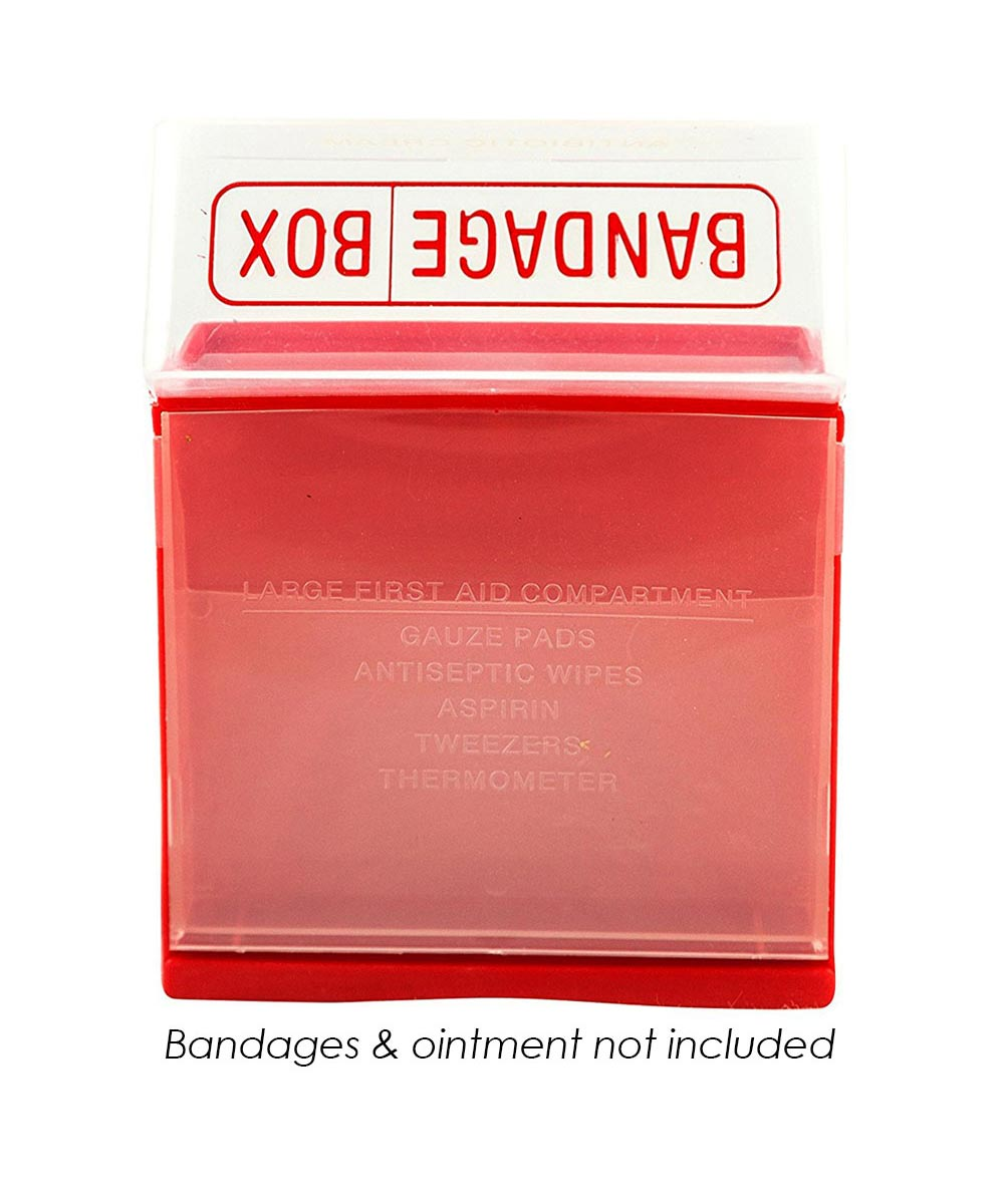 Bandage Box Container