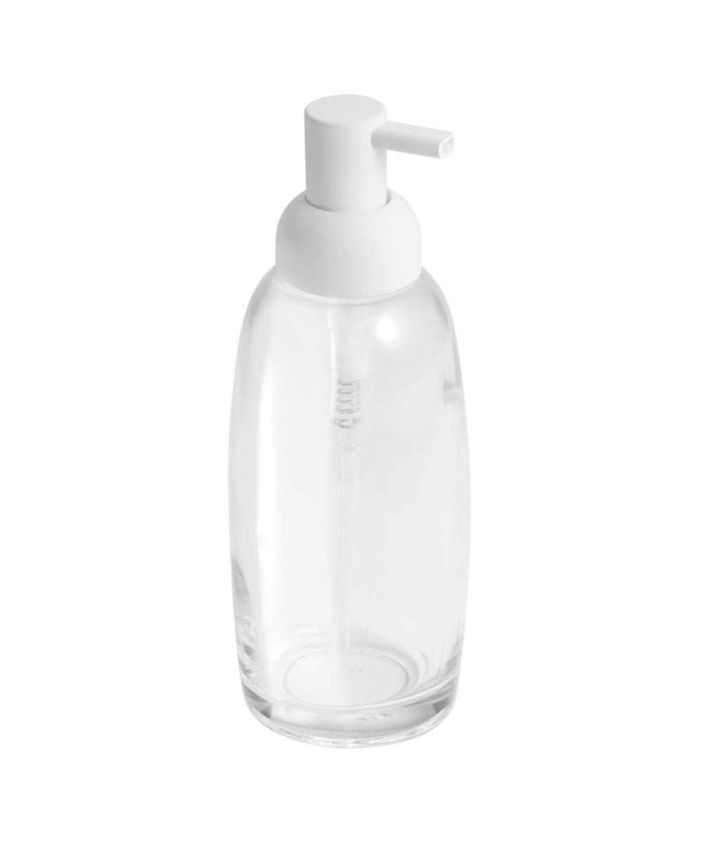 Ariana Glass Soap & Lotion Dispenser Pump
