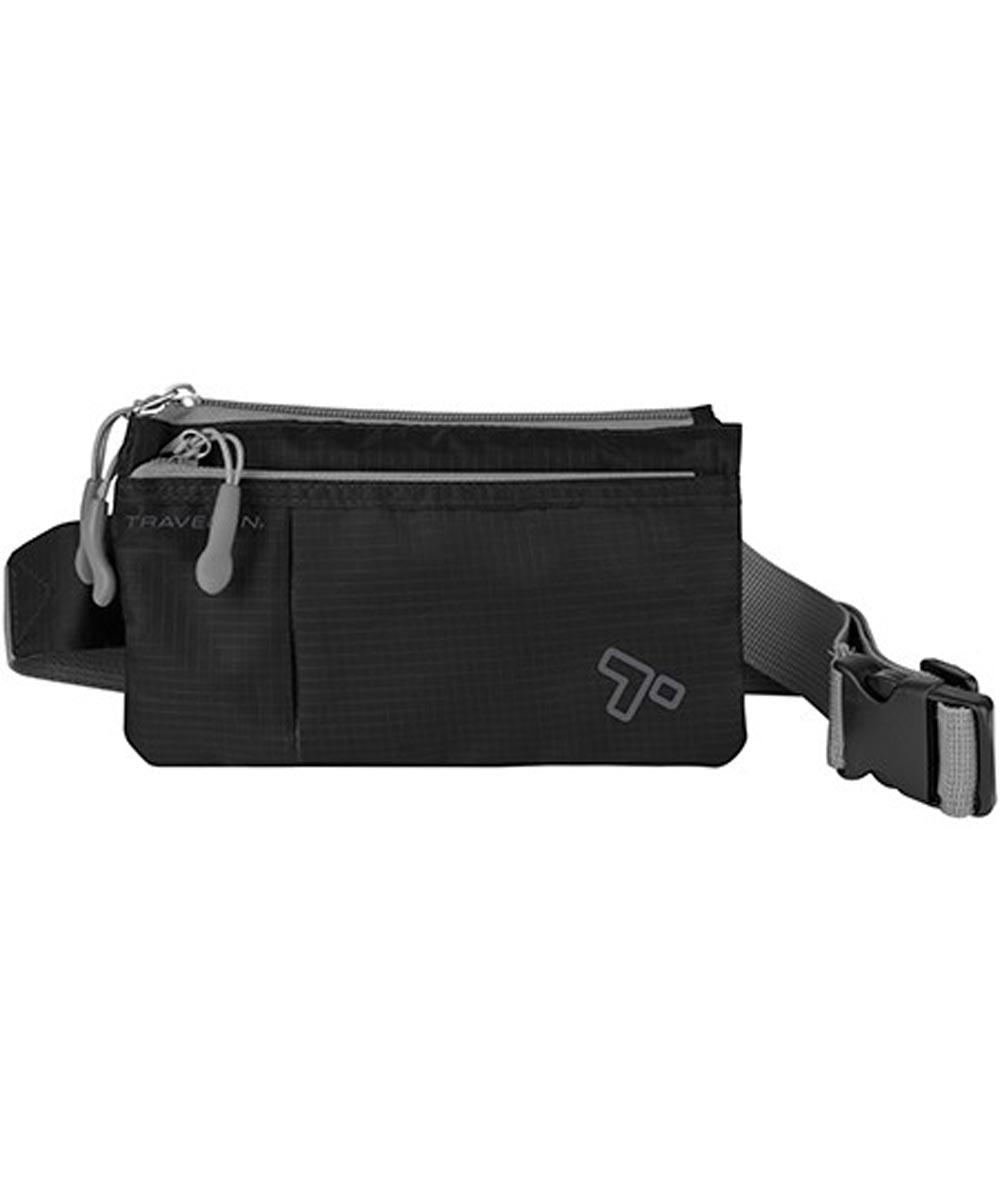 6-Pocket Waist Pack, Black
