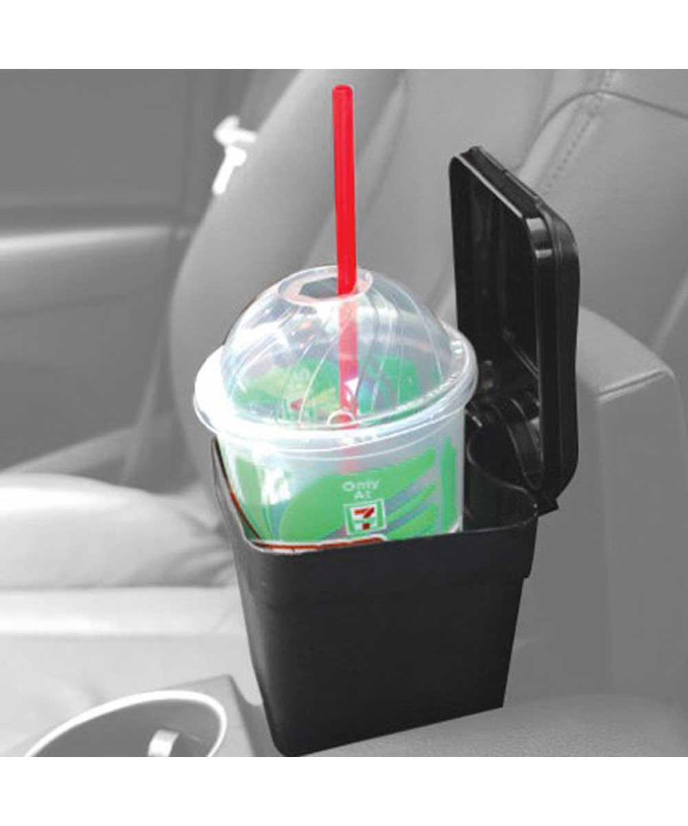 Cup Holder Trash Can