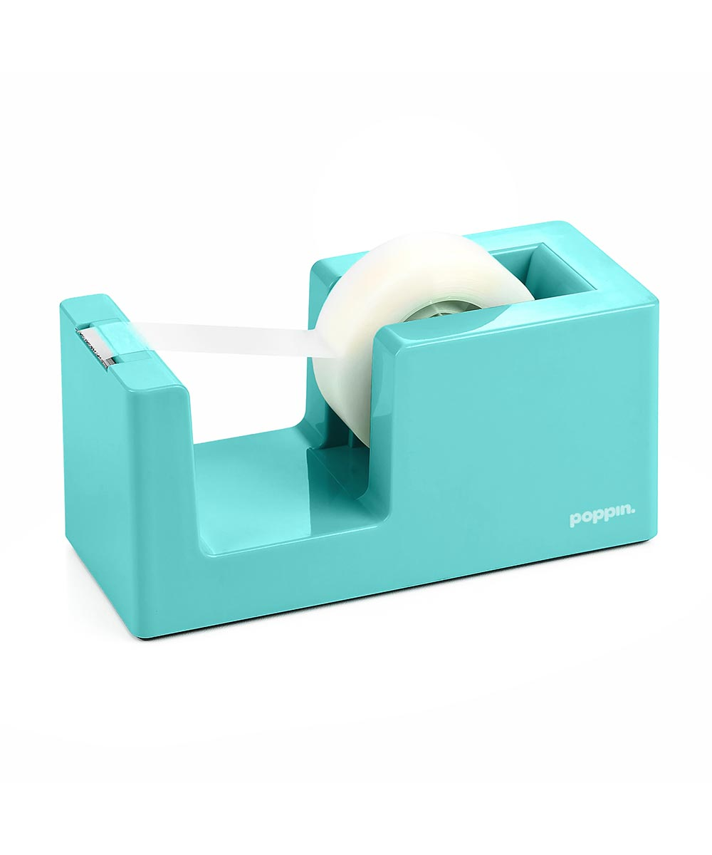 Tape Dispenser, Aqua