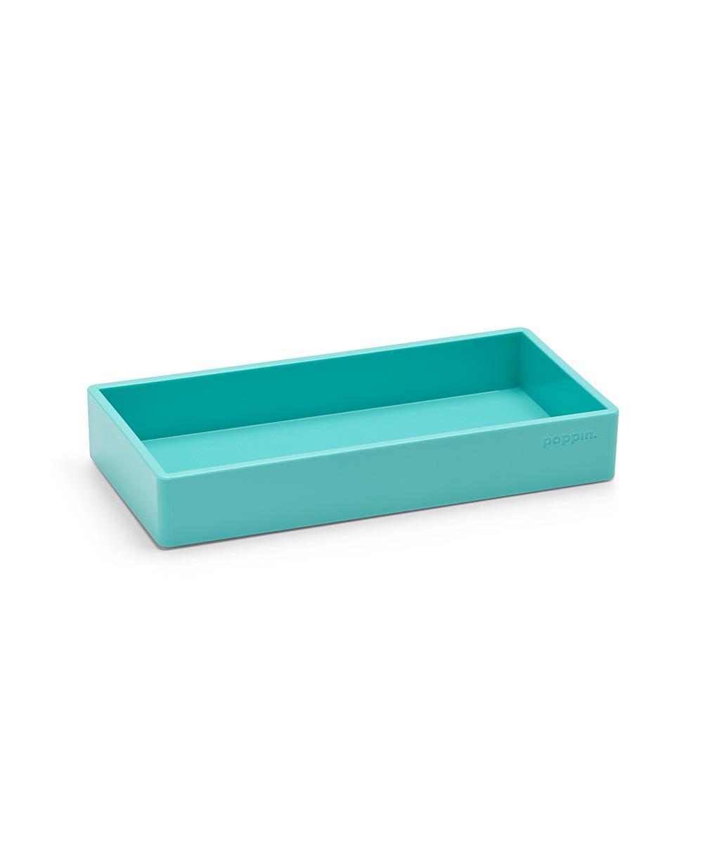 Accessory Tray, Small Aqua