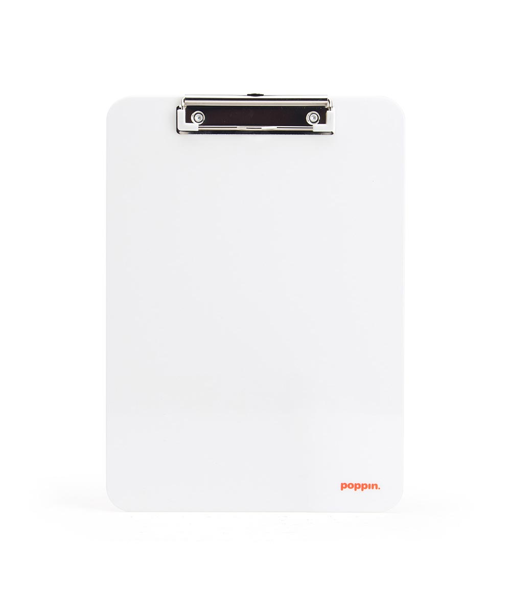 Clipboard, White