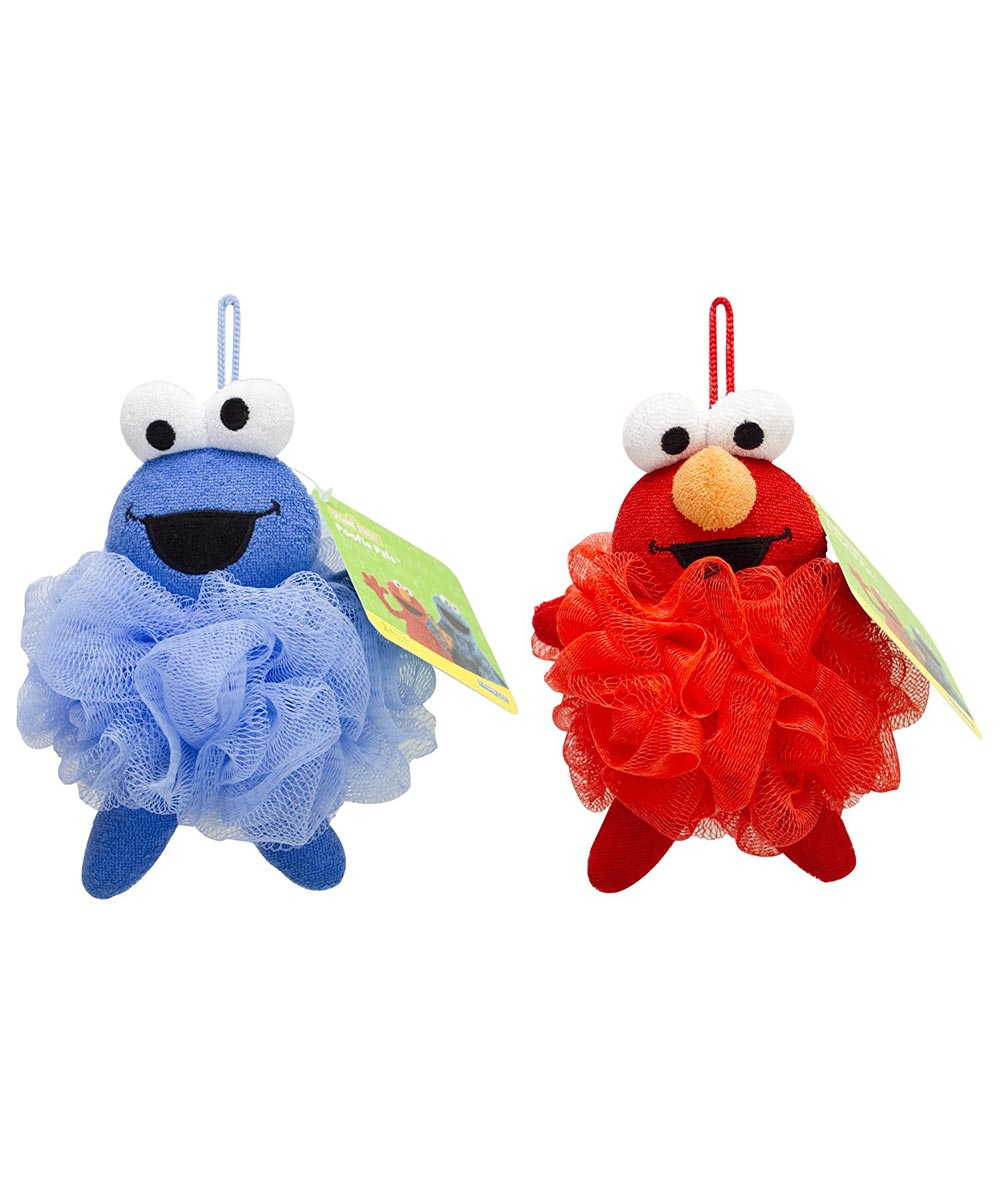 Sesame Street Poofie Pals, Assorted Characters & Colors