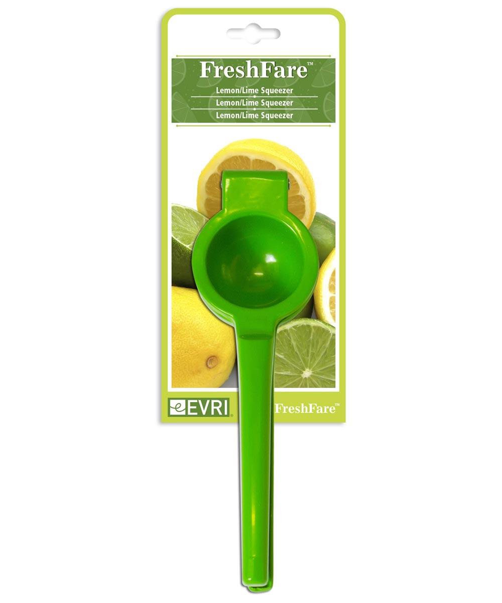 FreshFare Lemon / Lime Squeezer, Assorted Colors