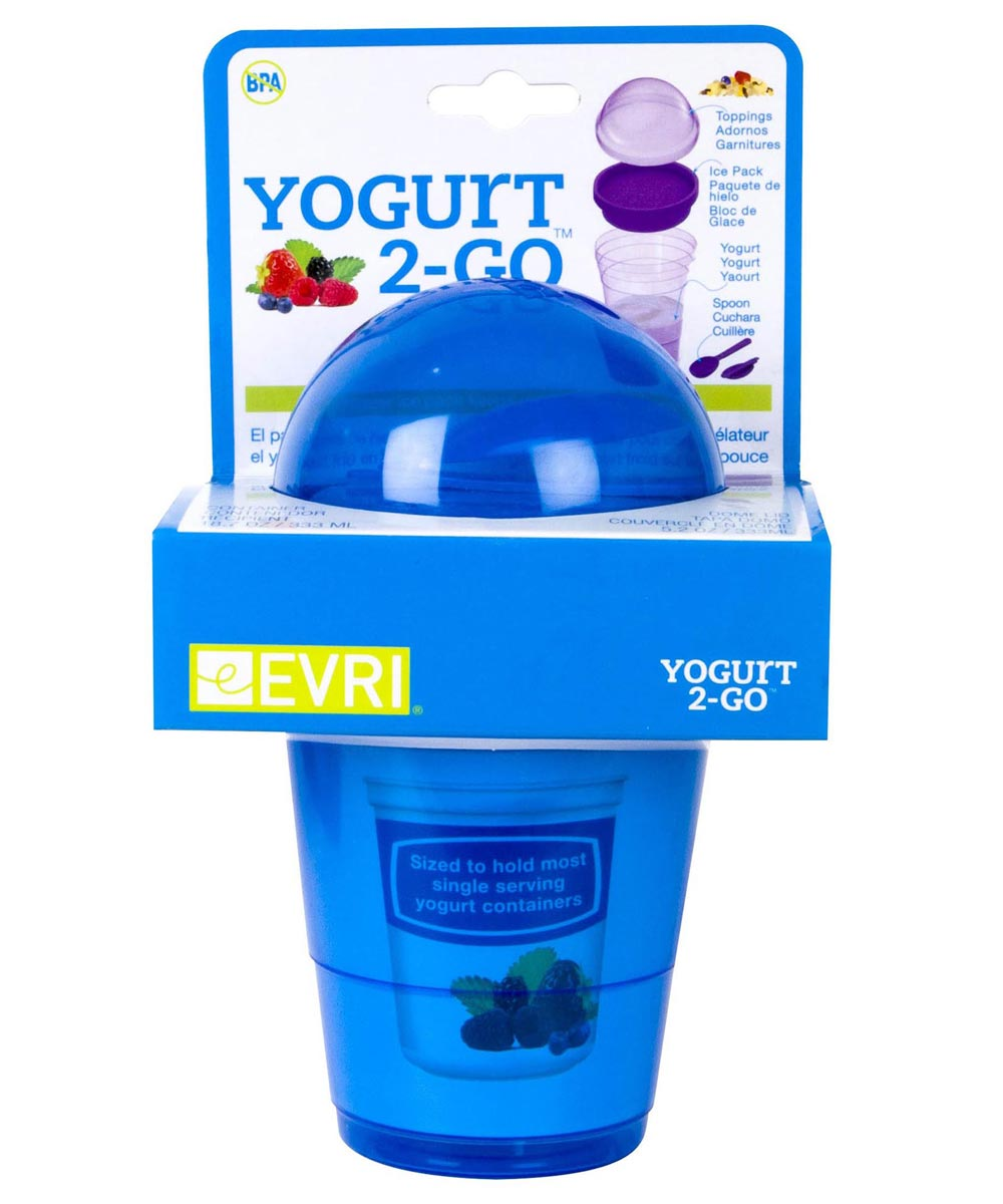 Yogurt 2-Go Yogurt Container