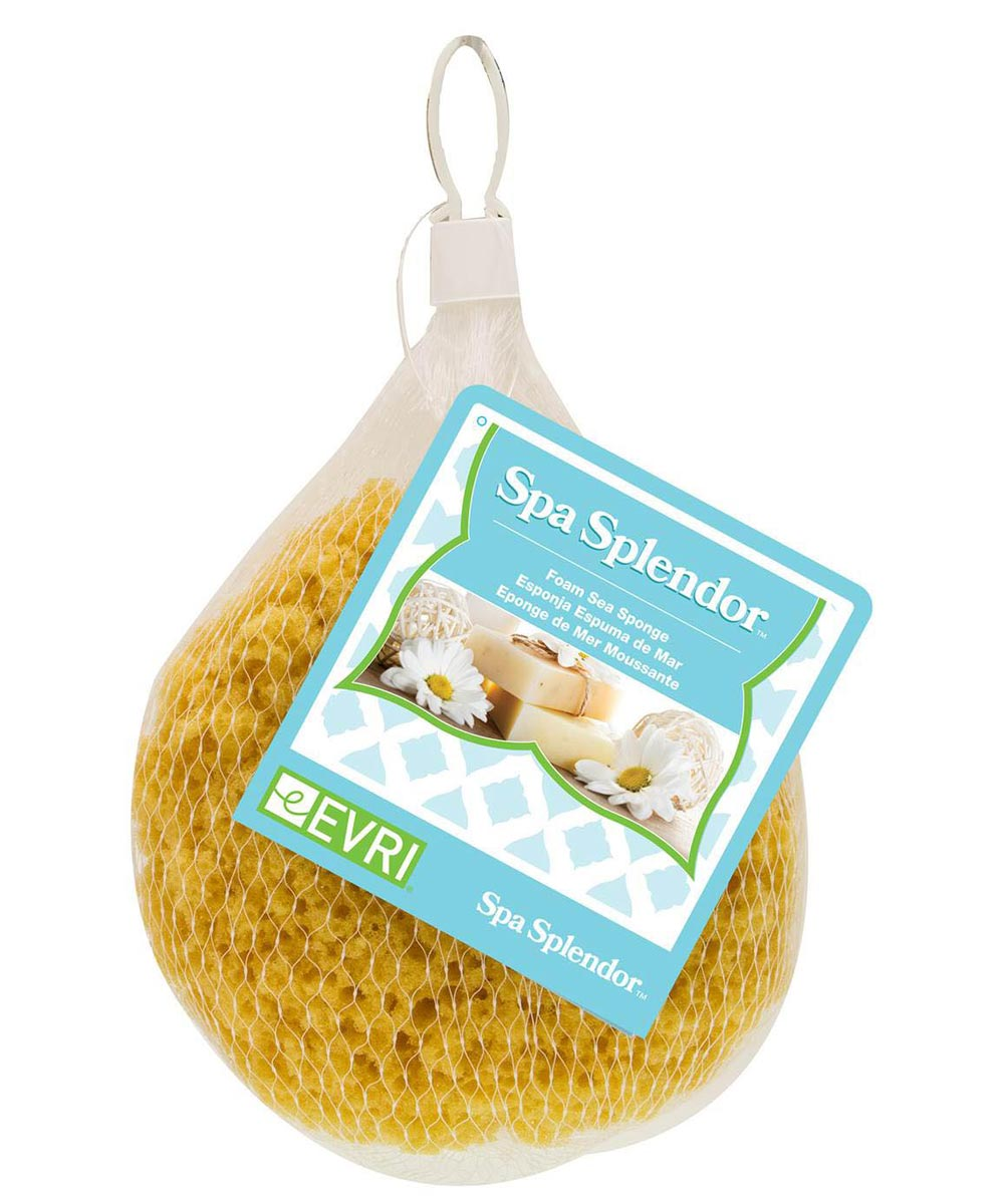 Spa Splendor Foam Sea Sponge