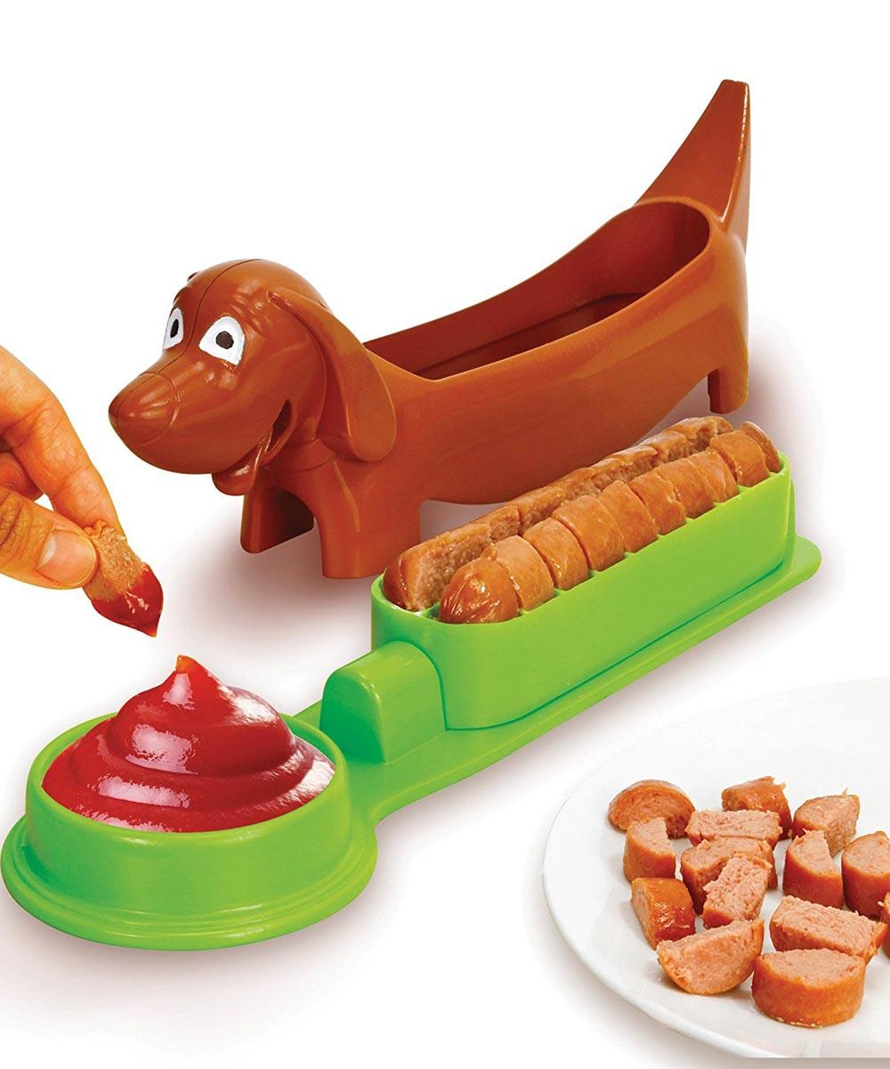 Hot Dog Slic'R, Assorted Colors