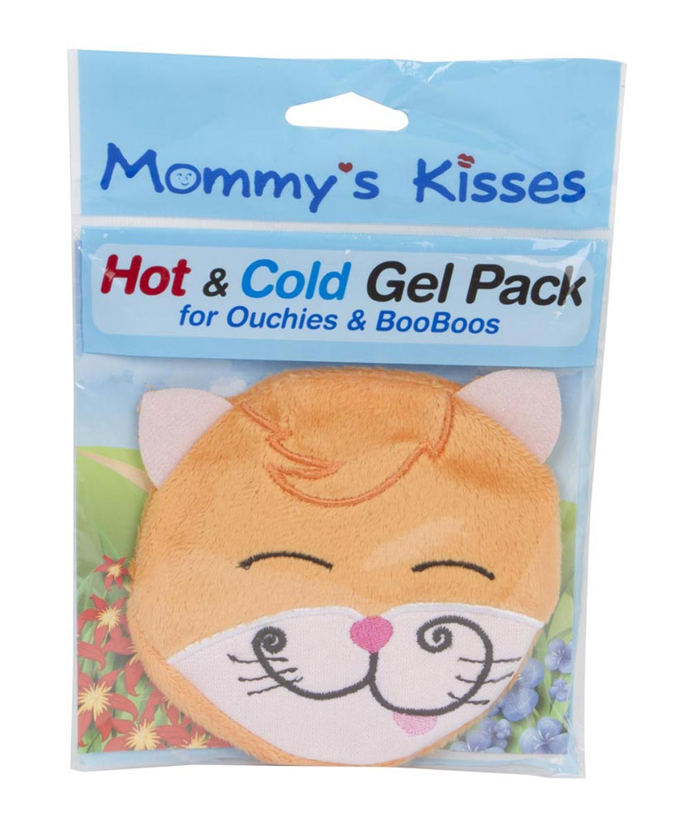 Reusable Hot or Cold Gel Pack, Assorted Animals & Monsters