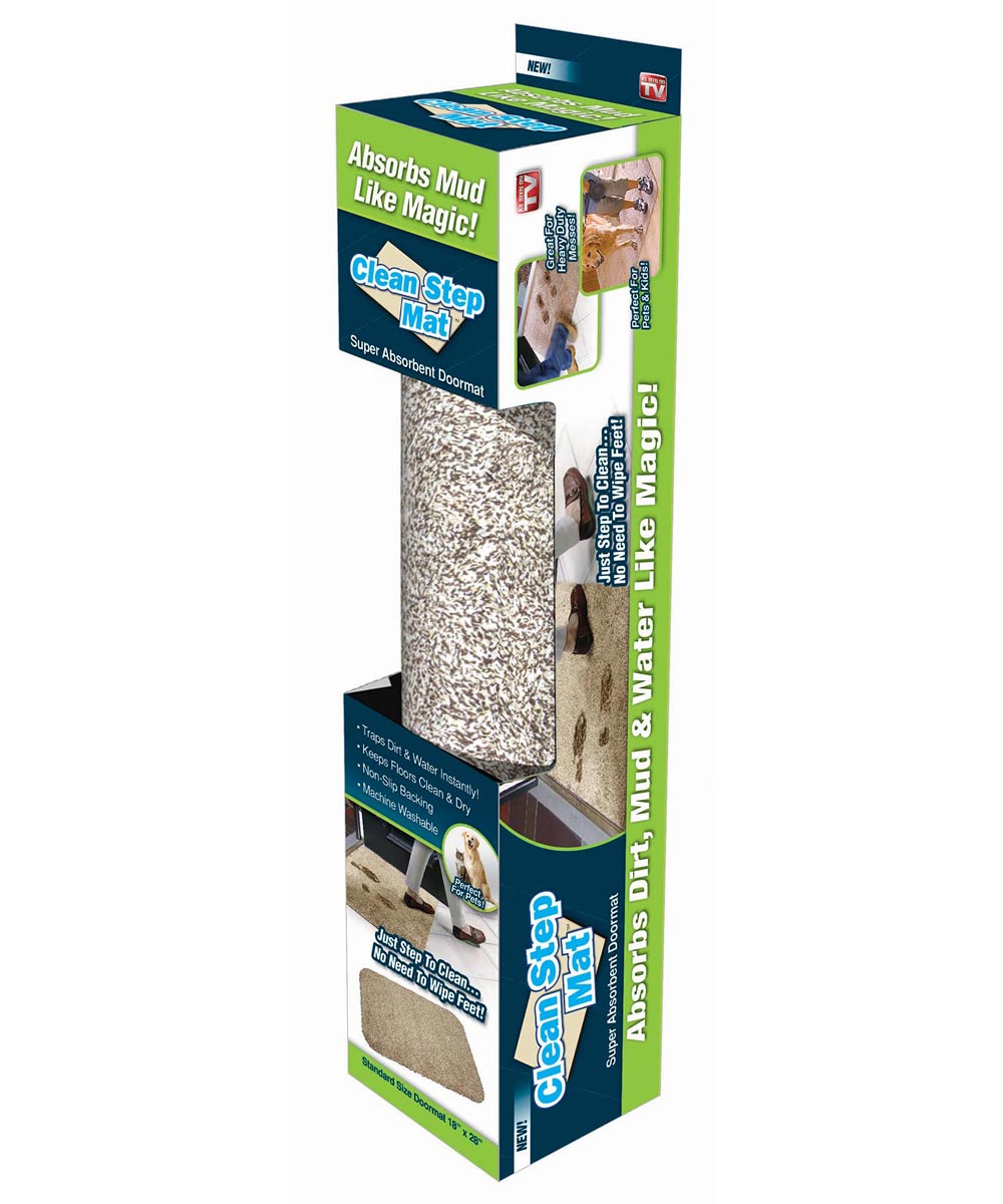 Clean Step Mat Super Absorbent Doormat