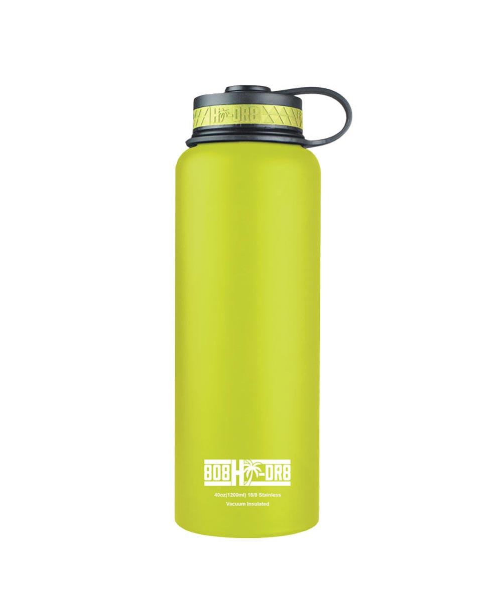 40 oz Stainless Steel Vacuum Insulated Water Bottle, Volcanic Volt