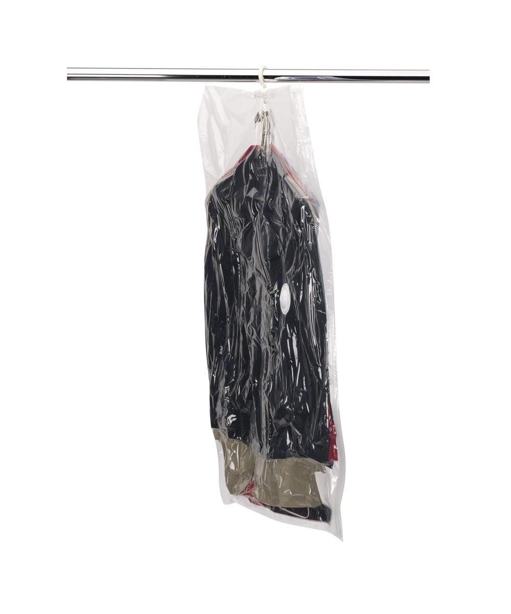 Large Hanging Vacuum Storage Bag for Suits