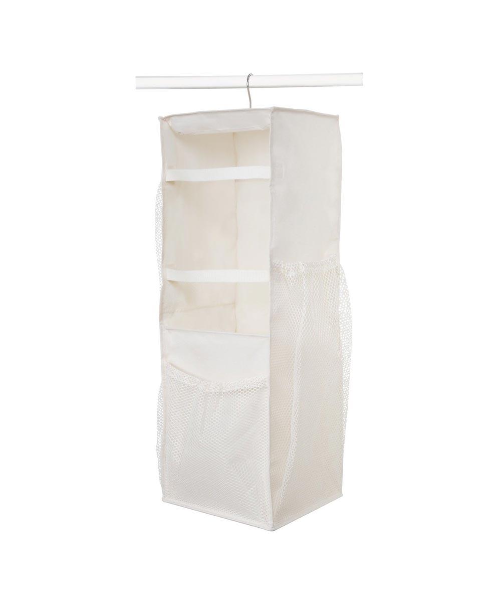 Hanging Revolving Gift Wrap Supply Organizer