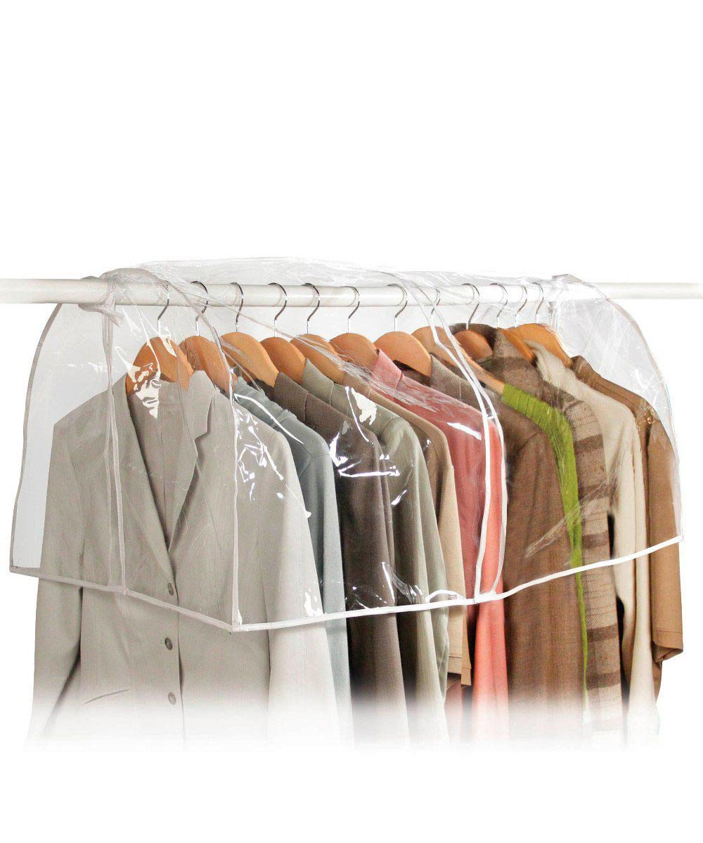 Clear Closet Garment Cover