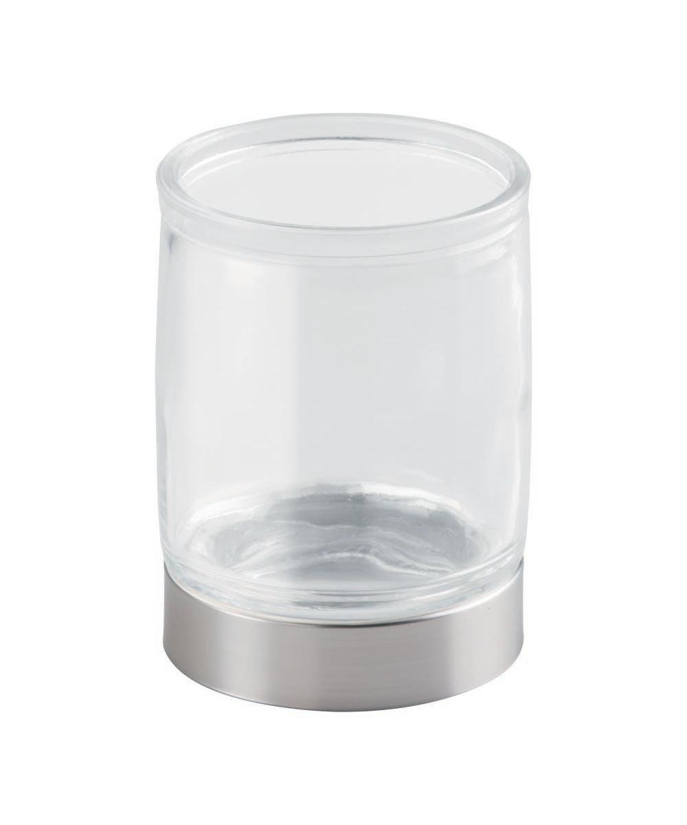 Westport Bathroom Glass Tumbler Cup