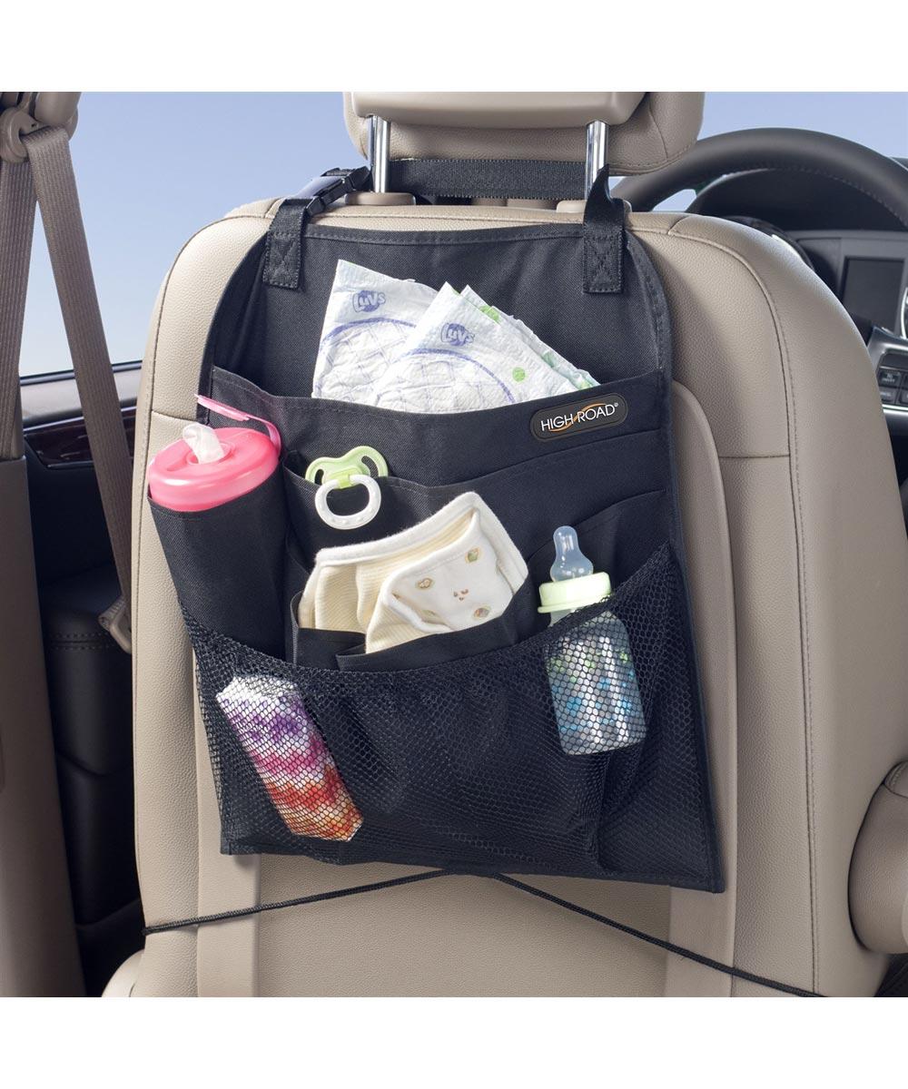 BackPockets Car Seat Back Organizer