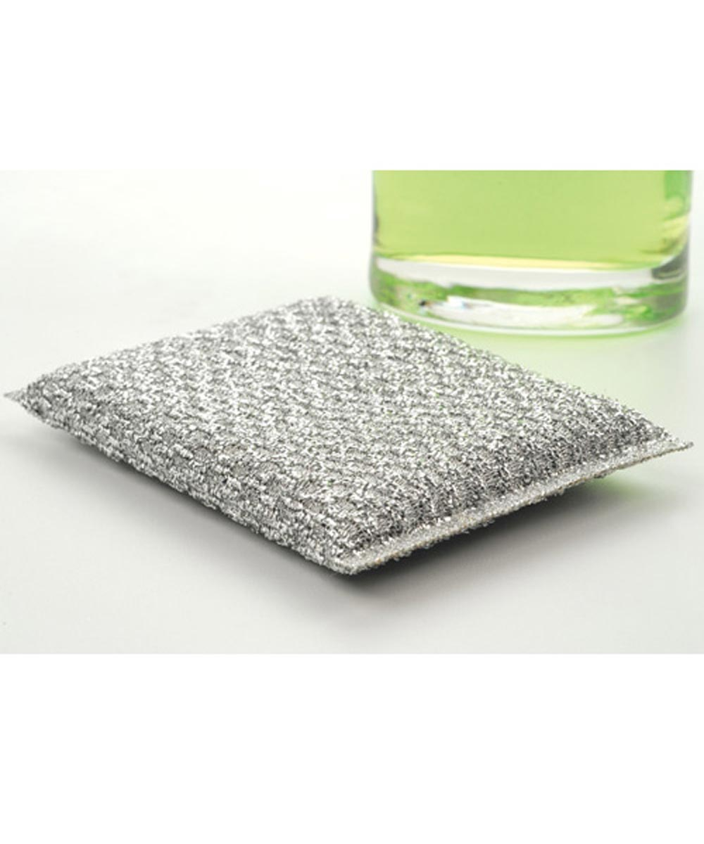Rectangular Nonstick Dishwashing Scrubber Pads