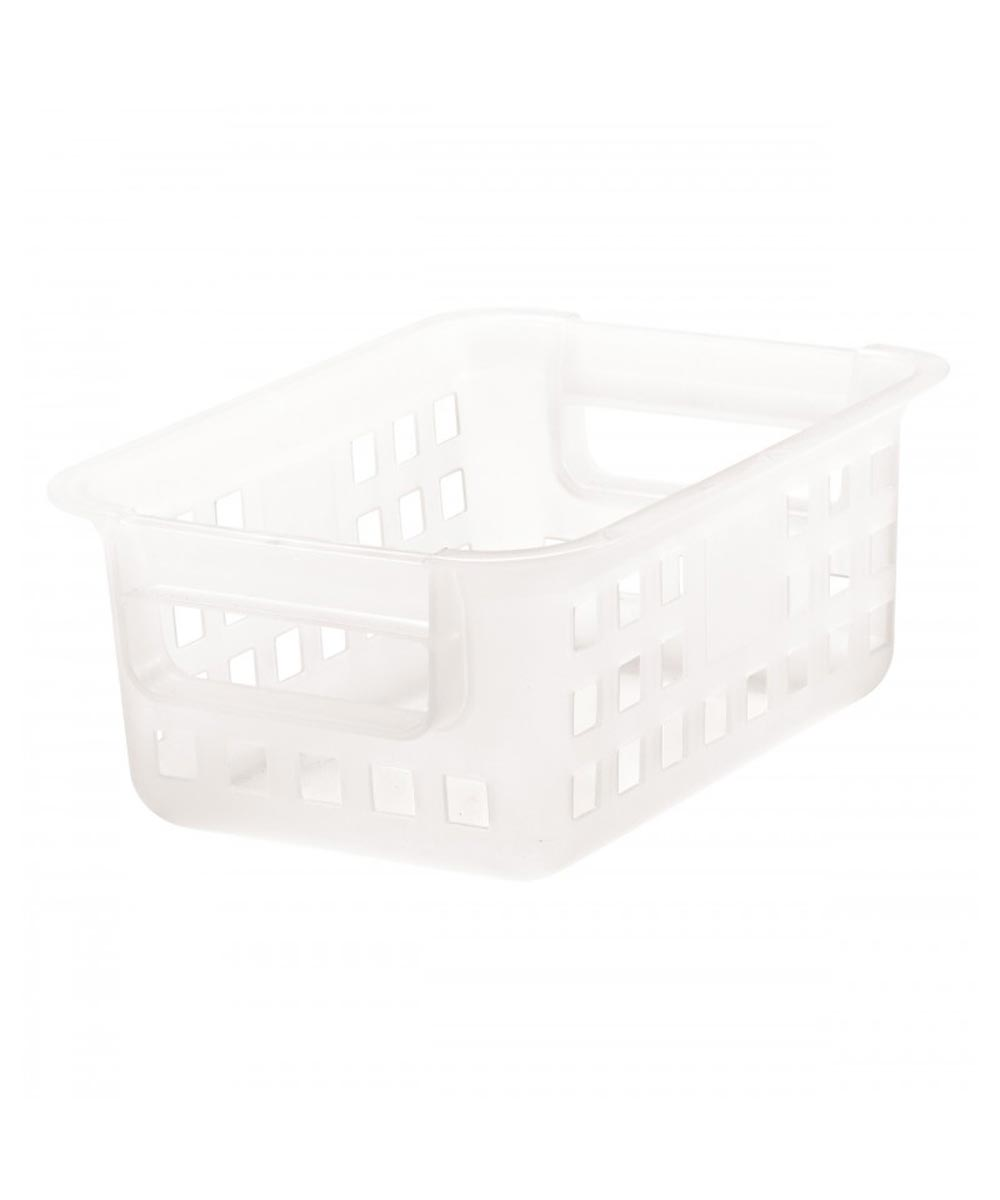 Small Mesh Basket, Clear