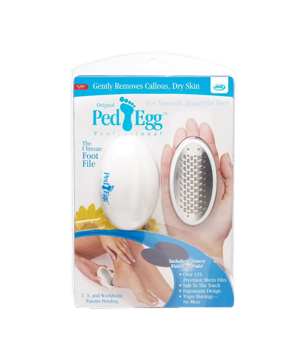 Ped Egg Pro Pedicure Foot File