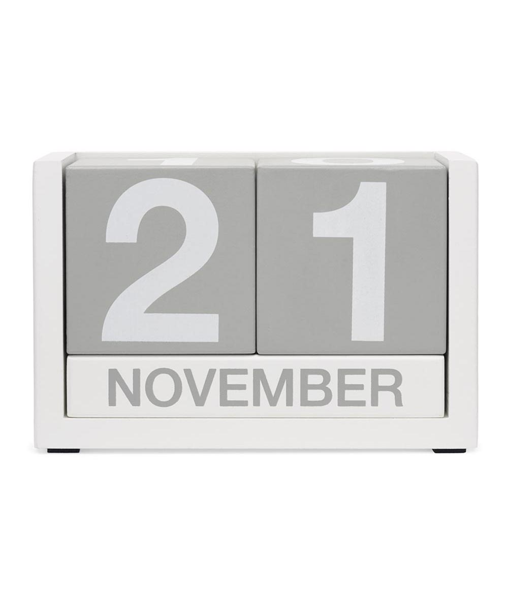 ThreeSixFive Calendar Blocks, Fog Color
