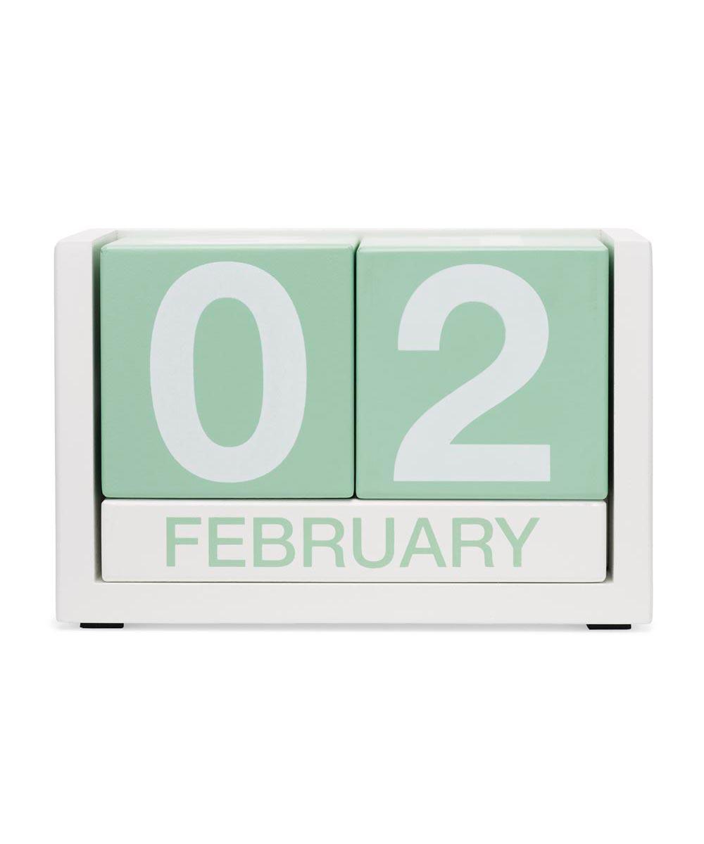 ThreeSixFive Calendar Blocks, Mint Color