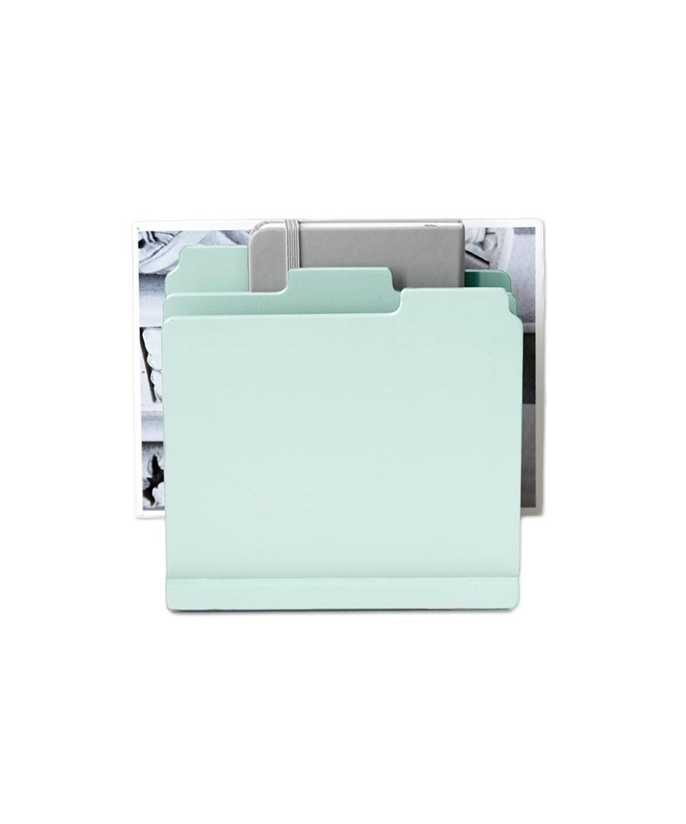 Tab Paper Sorter/Organizer, Mint Color