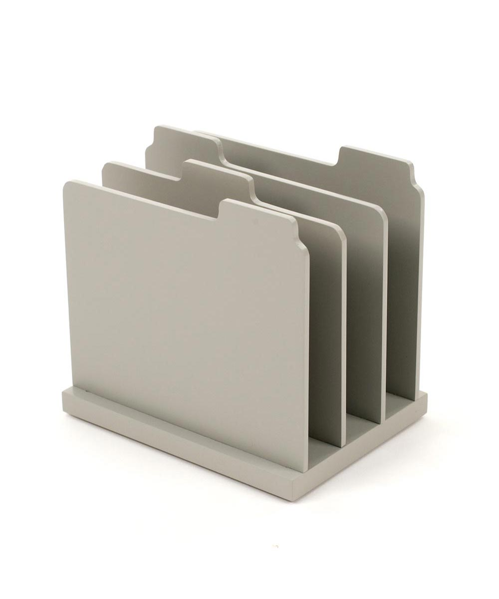 Tab Paper Sorter/Organizer, Fog Color