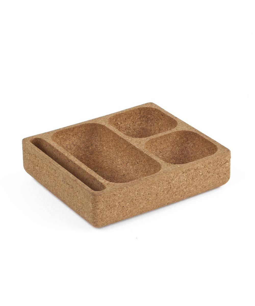 Nelson Organizer, Cork, 3 Compartments
