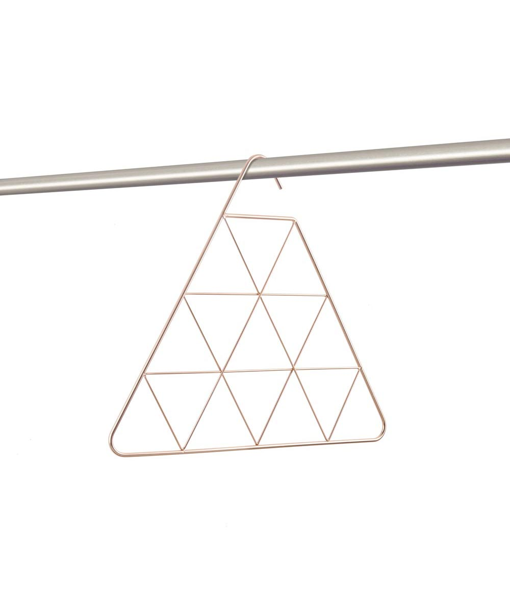 Pendant Triangle Scarf Hanger