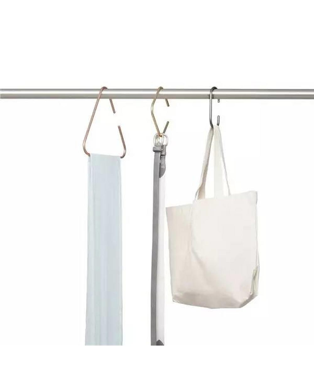 Hanging Catch Accessory Organizer Hooks, Set of 3
