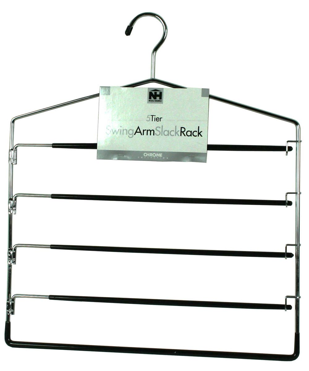 5-Tier Swing Arm Slack Hanger