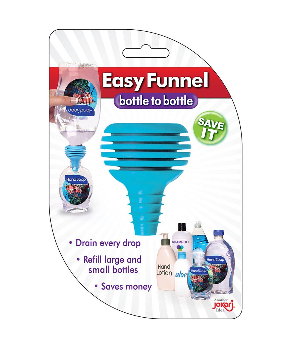 Bottle to Bottle Easy Funnel