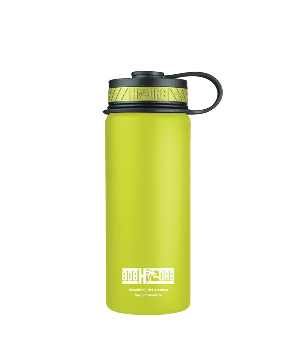 18 oz Stainless Steel Vacuum Insulated Water Bottle, Volcanic Volt