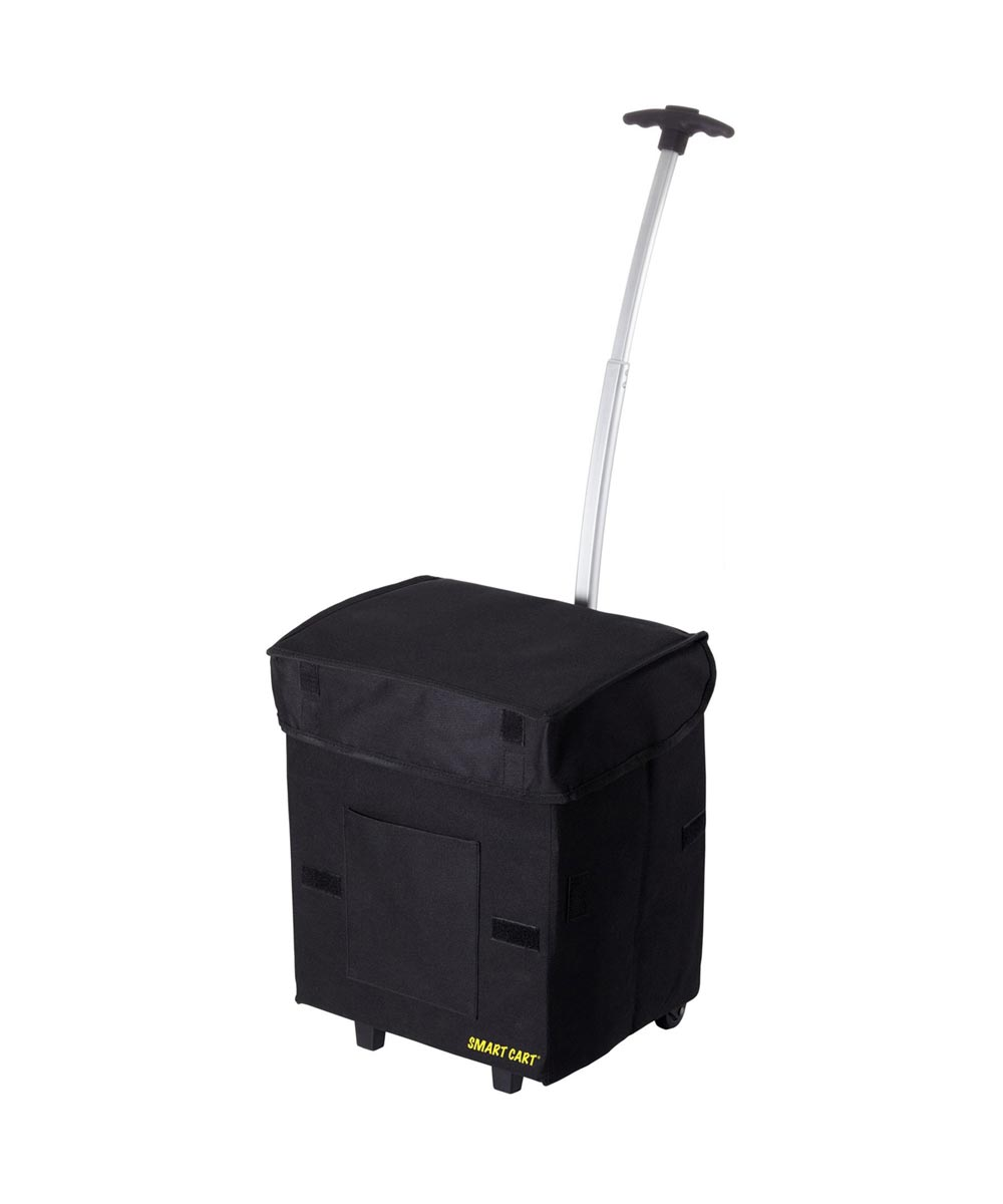 Collapsible Standard Smart Cart, Black